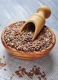Piping Rock Organic Flax Seeds